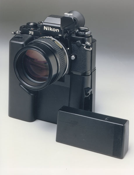 Hawkeye II Integrated Camera